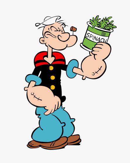 Las Tarjetas Bancarias son como las Espinacas de Popeye